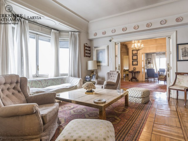 Luxury penthouse for sale in Recoletos, Madrid