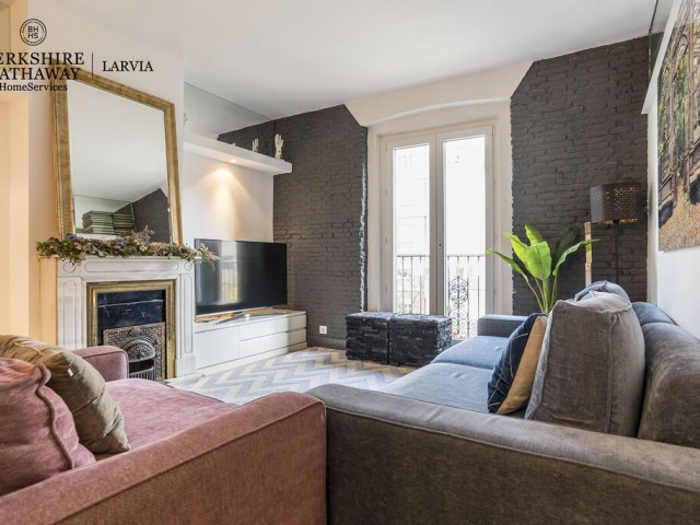 Flat for sale in Goya, Madrid