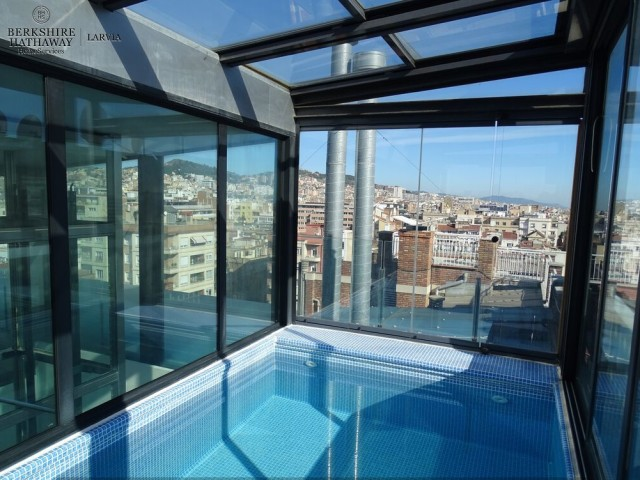 Luxury flat for rent in Galvany, Barcelona
