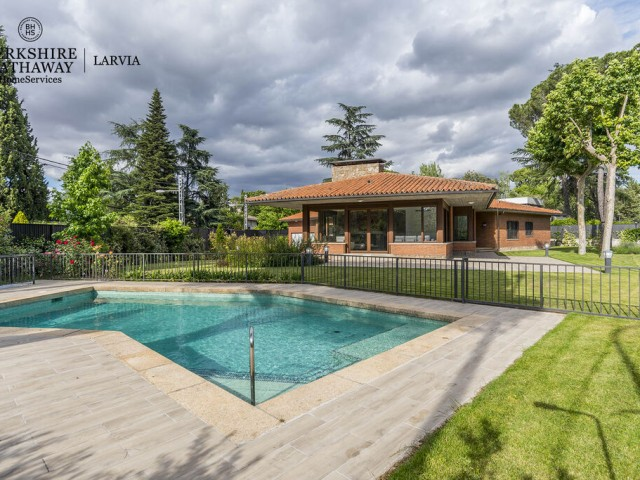 Luxury house for rent in La Florida, Madrid