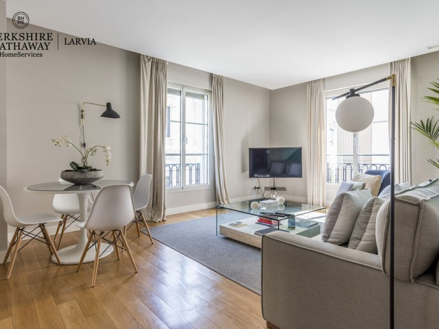 Luxury flat for sale in Recoletos, Madrid