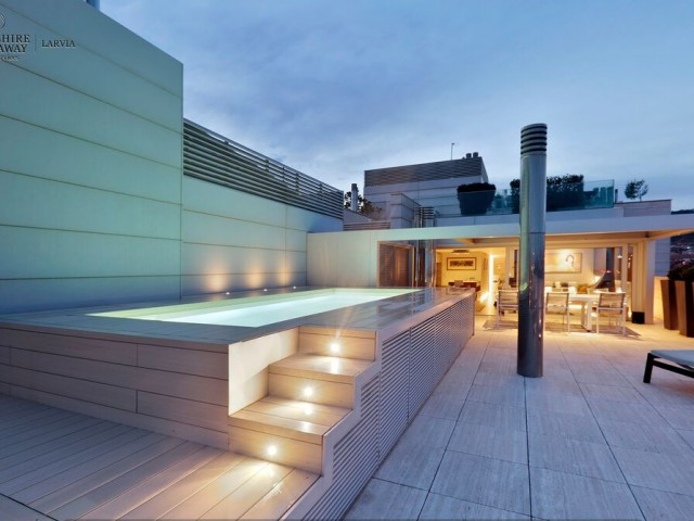 Luxury penthouse for sale in Sarria, Barcelona