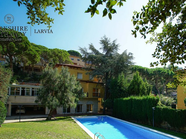 Luxury house for sale in Sarria, Barcelona