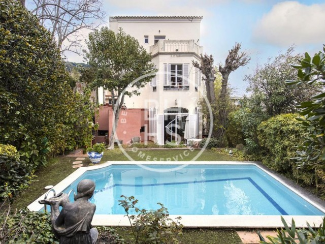 311 sqm luxury house for sale in Bonanova, Barcelona