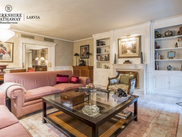 Luxury house for sale in Valdemarín, Madrid