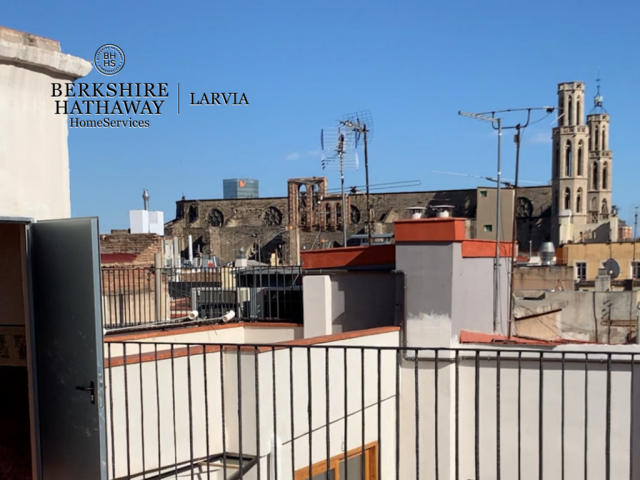 Penthouse for sale in Born, Barcelona